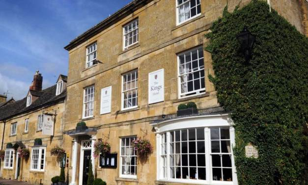 The Kings Hotel – Chipping Campden Cotswolds