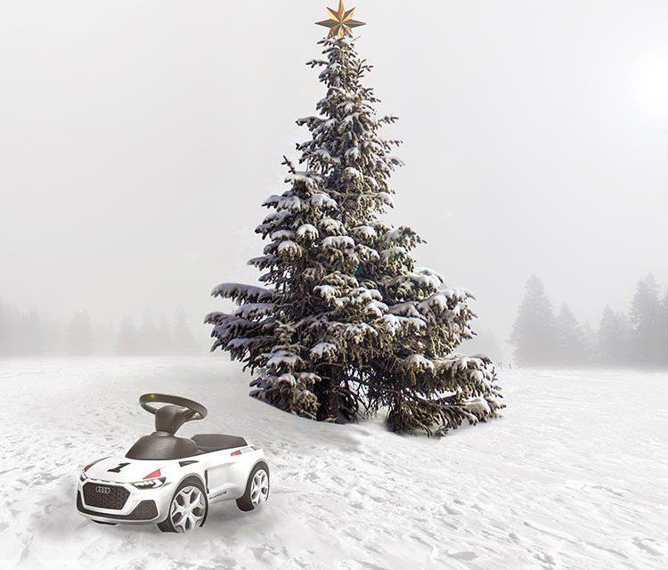 AudiJunior Quattro – Pikes Peak Ride-On Car