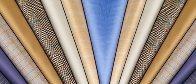 Different Types of Fabrics for Men's Suits