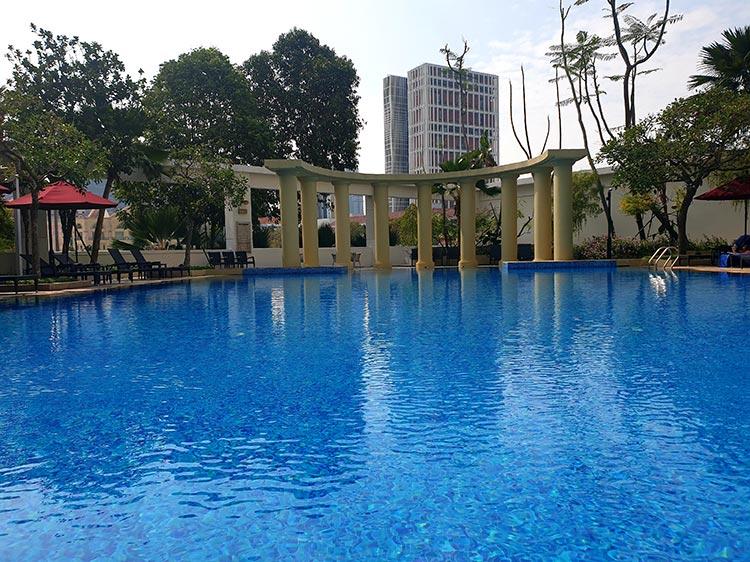 Park Hotel Clarke Quay Singapore Hotel MenStyleFashion 2019 (2) Swimming Pool