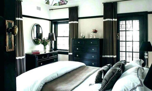 Men's Bedroom Trends