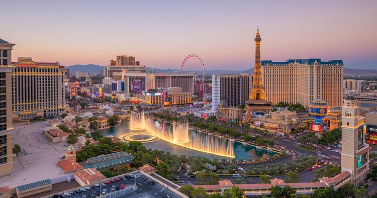 The Most Reserved Hotels in Nevada