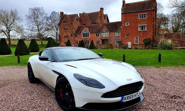 Aston Martin DB11 – Licence To Thrill