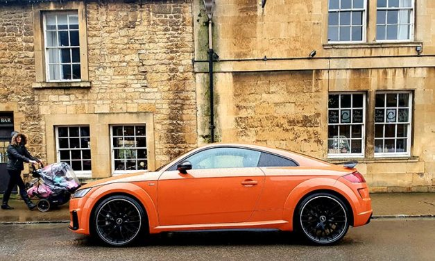 Audi TT – Pulse Orange Lifestyle Review