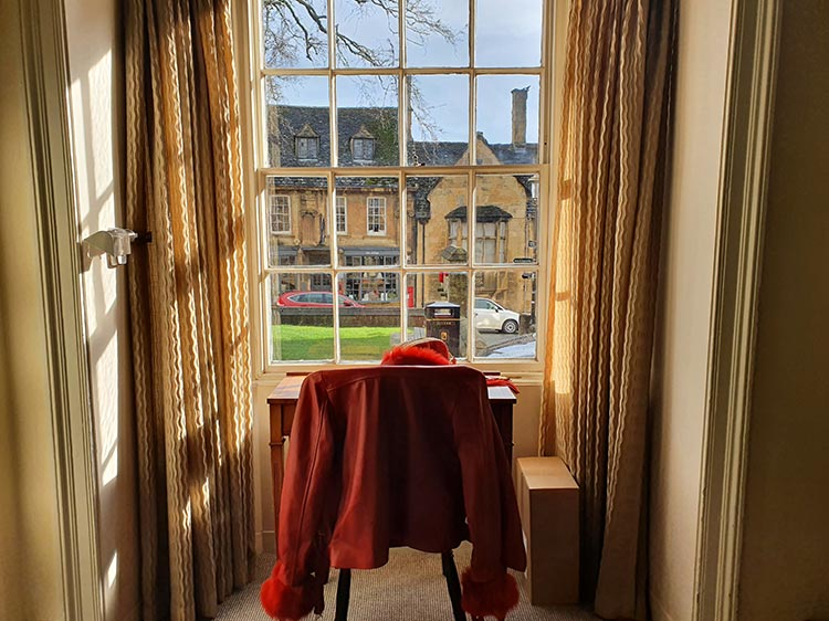 Chipping Campden Cotswold House Hotel Grade II listed Regency town house menstylefashion 2020 (1)
