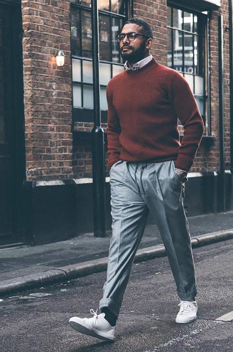 The City Man - A Century of Continually Evolving Fashion