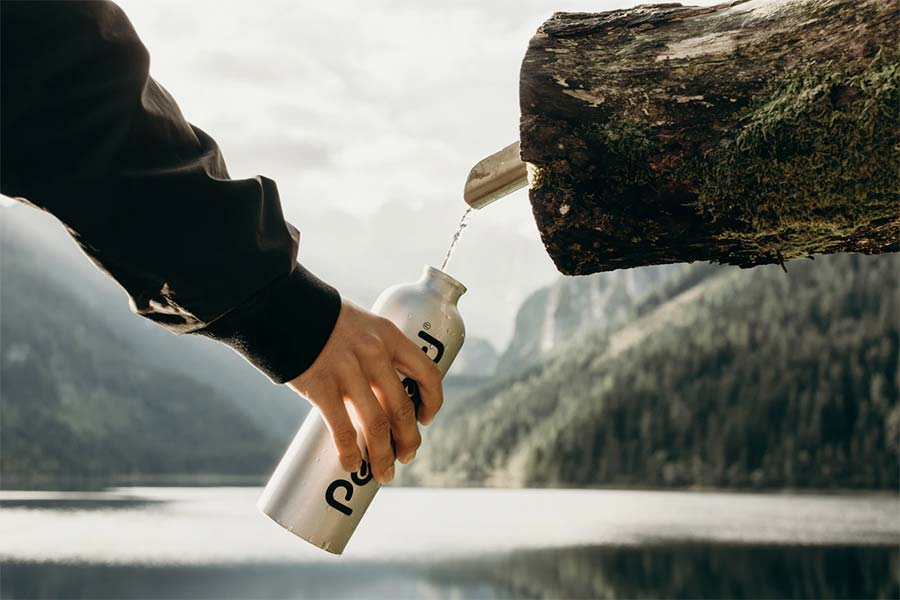 carry a water botle