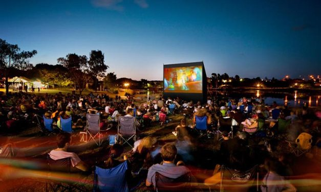 How To Create Your Own Outdoor Cinema