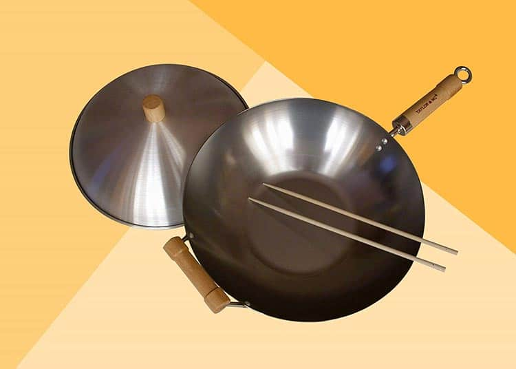 6 Fundamentals While Cooking with A Wok