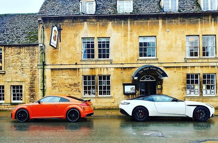 Aston Martin DB11 AudiTT 2020 menstylefashion review