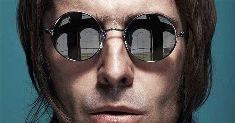 liam gallagher round sunglasses