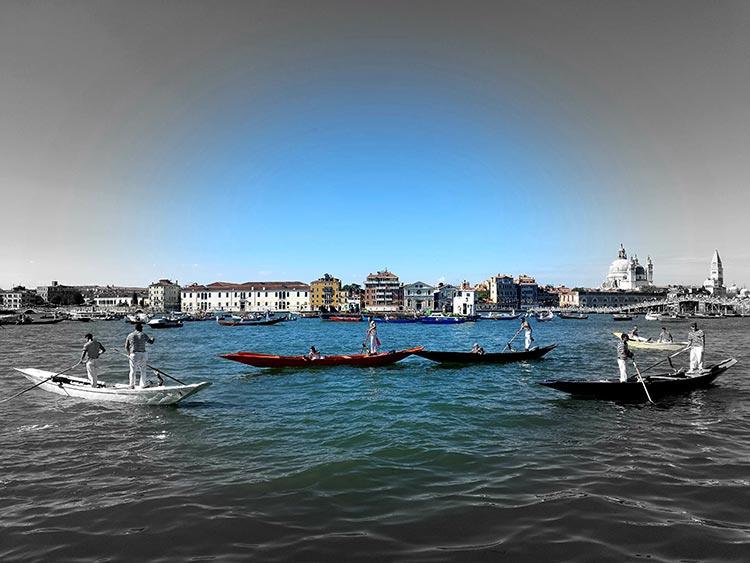 Festa delRedentore - Venice's Beautiful Gondola Race MENsTYLEFashion 2020 Italy summer (12)