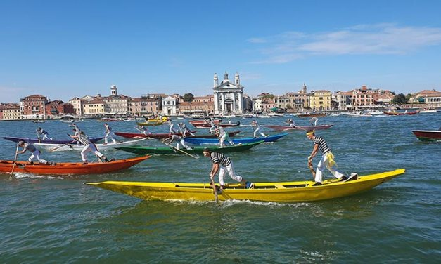 Festa del Redentore – Venice's Beautiful Gondola Race