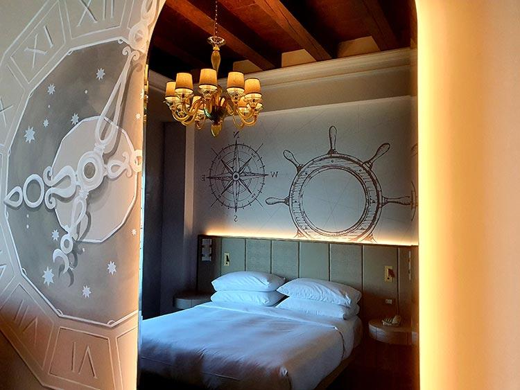 Hilton Molino Stucky Venice - Flour Factory Preserving Italian History murano glass