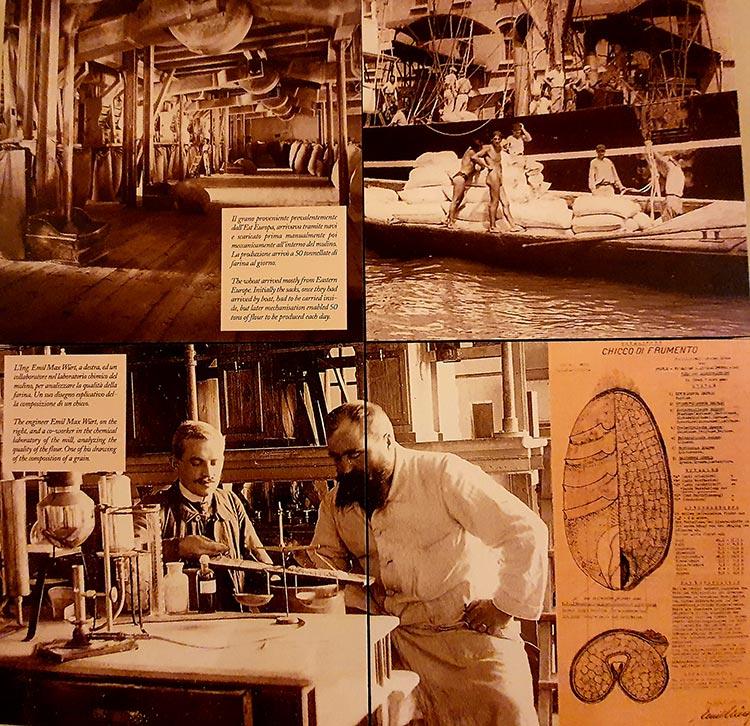 Hilton Molino Stucky Venice - Flour Factory Preserving Italian History flour mill