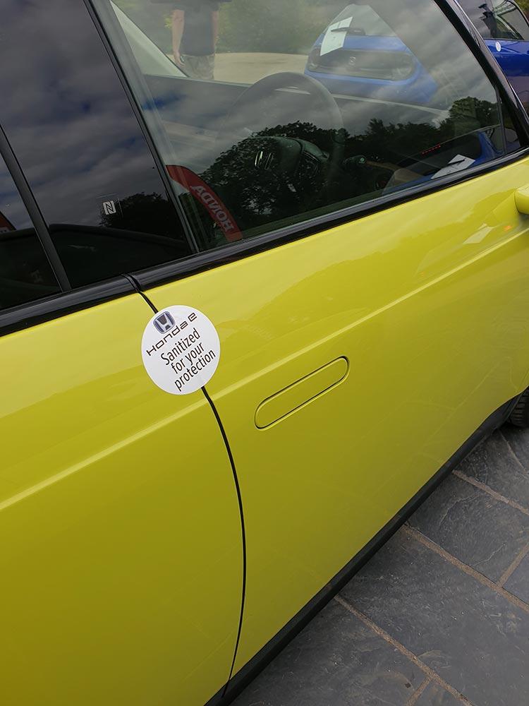 Honda E - The Urban Commuter Reviewed covid 19
