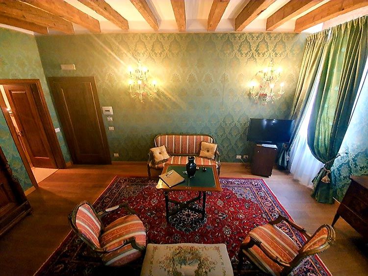Relais Alberti Lido Venice - Fourteenth Century Venetian Hotel (21)