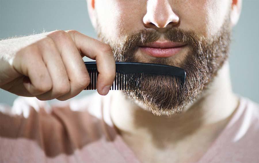 beard care for men