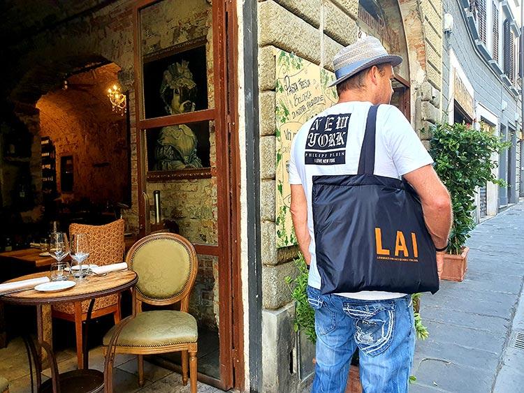 LAI Ferenze Italy Leather jacket 2020 menStyleFashion