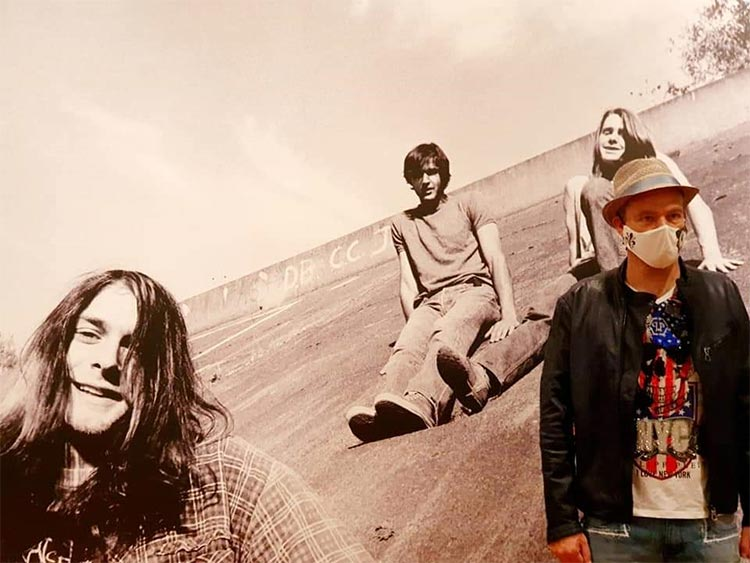 LAI Ferenze Kurk Cobain photography 2020 medici palazzo