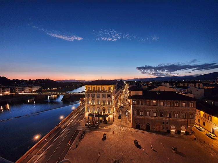 The Westin Excelsior Florence 2020 menstylefashion sunset