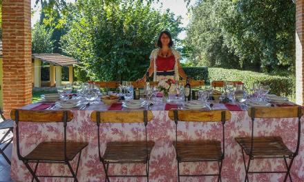 Al Fresco Trends – Fattoria Mansi Bernardini Lucca Italy