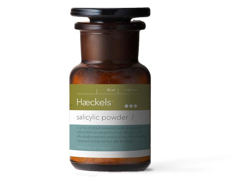 Haeckel's Seaweed Salicylic Powder Exfoliant