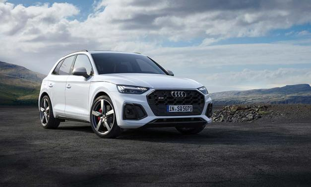 The New Generation Audi SQ5 –  Update For A TDI Titan