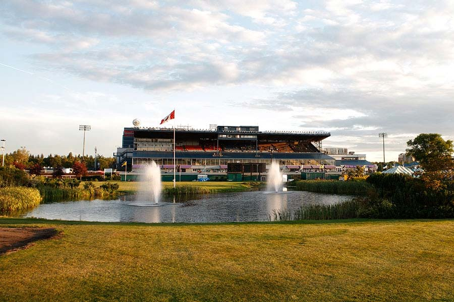 Northlands Park Racetrack And Casino Alberta