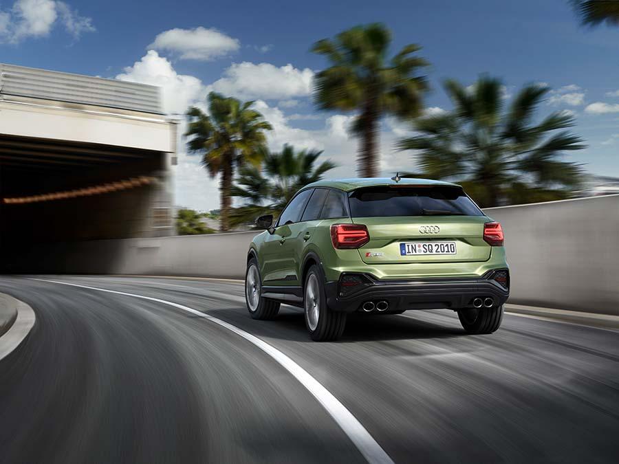 Updates keep Audi SQ2 ahead of the game