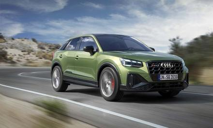 The New Generation Audi SQ2 – Better By Design