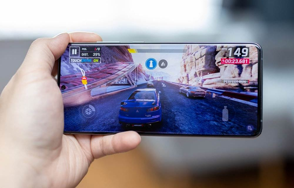 Changing the way gaming is achieved with the Samsung S20