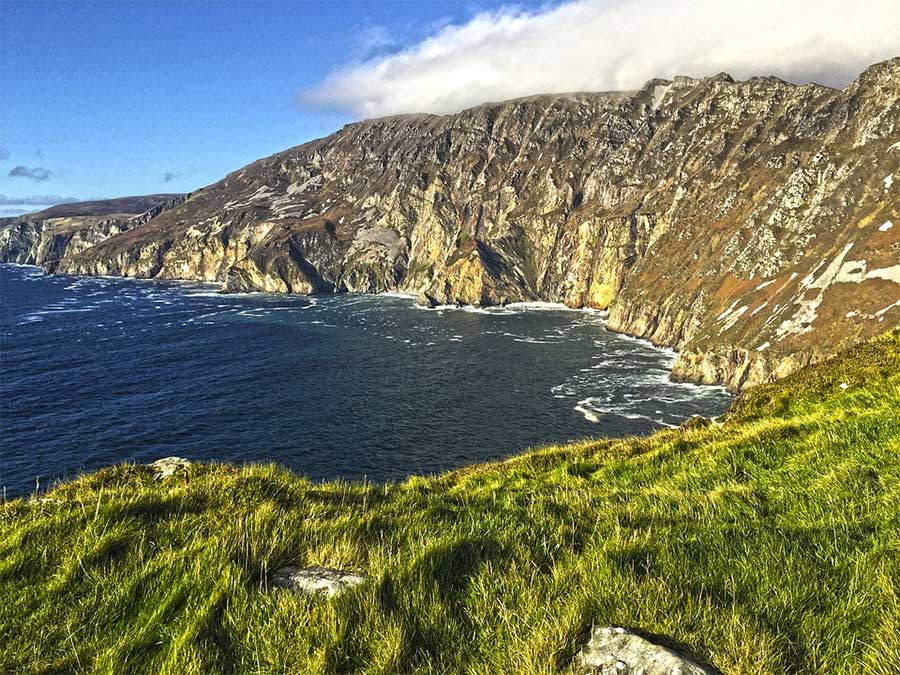 Slieve League Peninsula Ireland