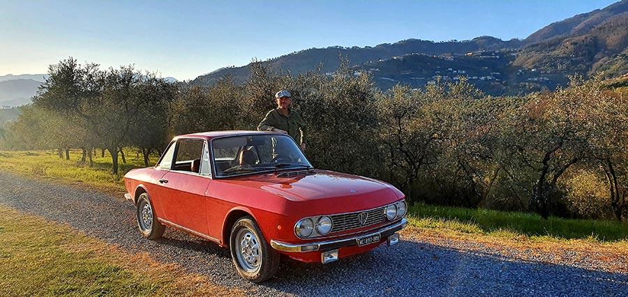 The Lancia Fulvia Italy's Most Elegant Classic Tuscany 2021 Italy