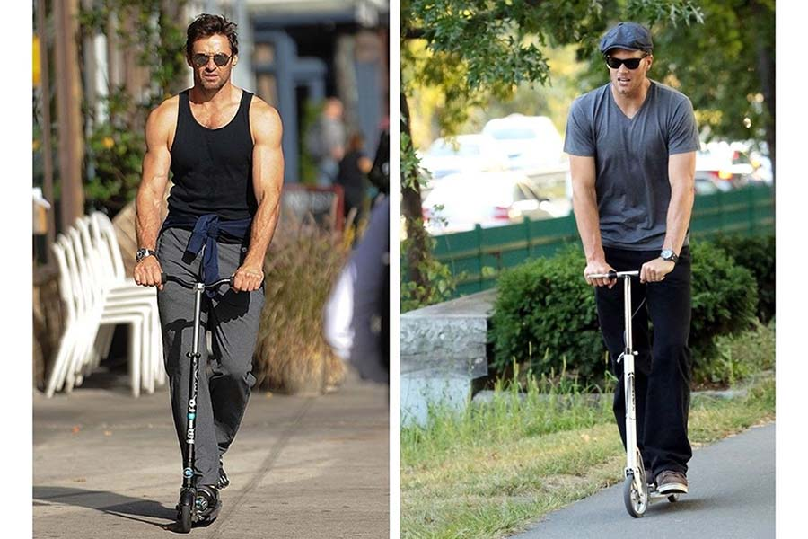 Why Real Men Love Kick Scooter