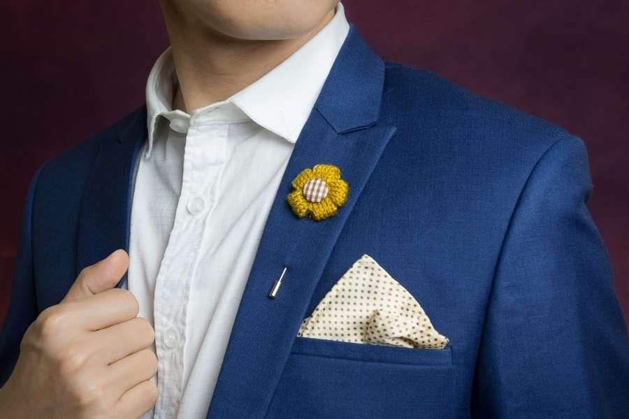 brooche for men