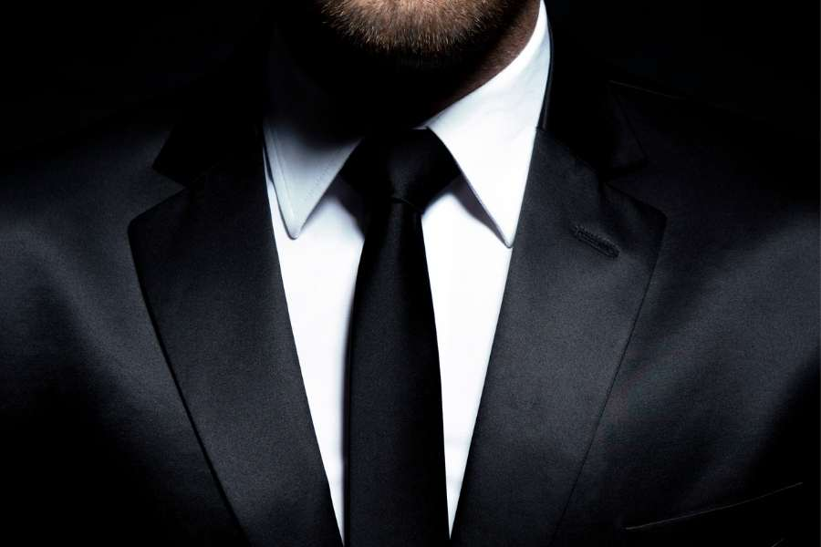 formal casino outfit men