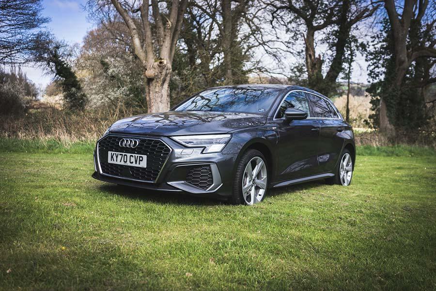 Revisión del Audi A3 TFSI-e HombresEstiloFashion