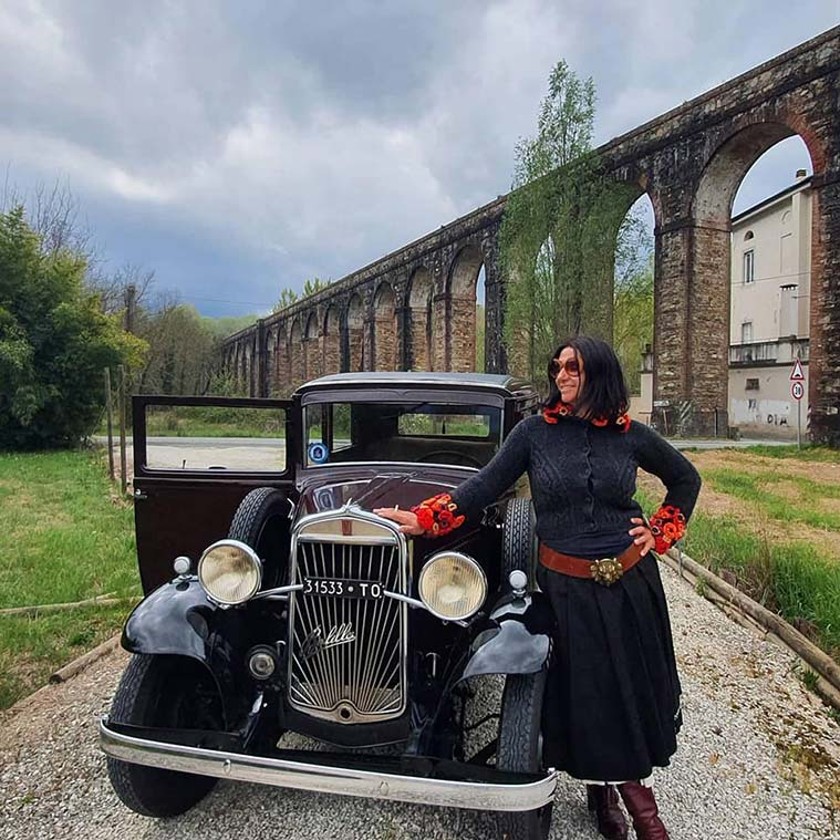 Gracie-Opulanza-Balilla-1933-Tuscany-Italy