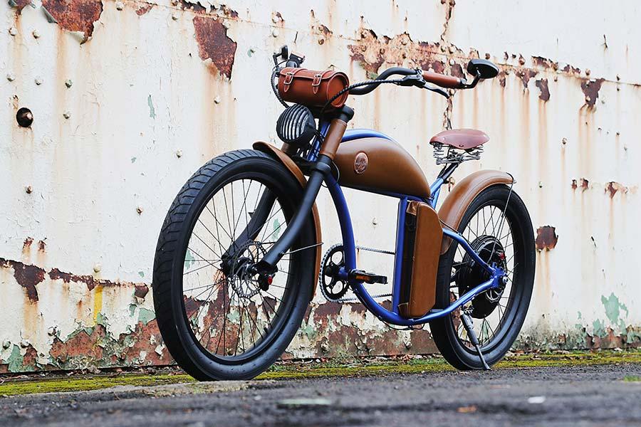 Reyvolt UK – E-Bikes With The Ultimate Bespoke Service