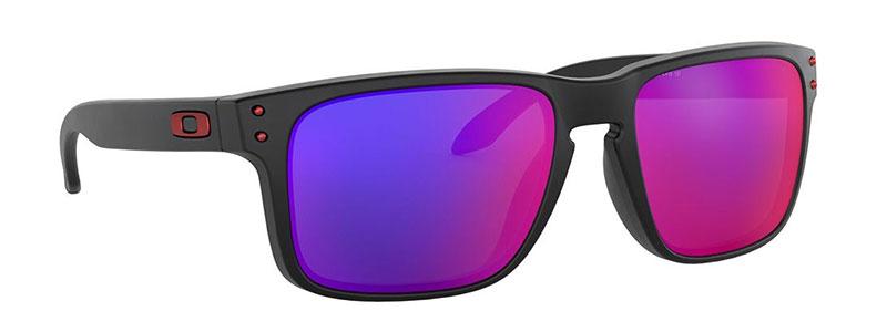 Black square oakley sunglasses