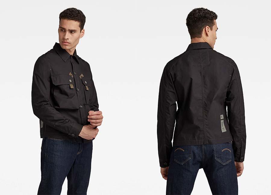 G-star Poplin Utility Jacket