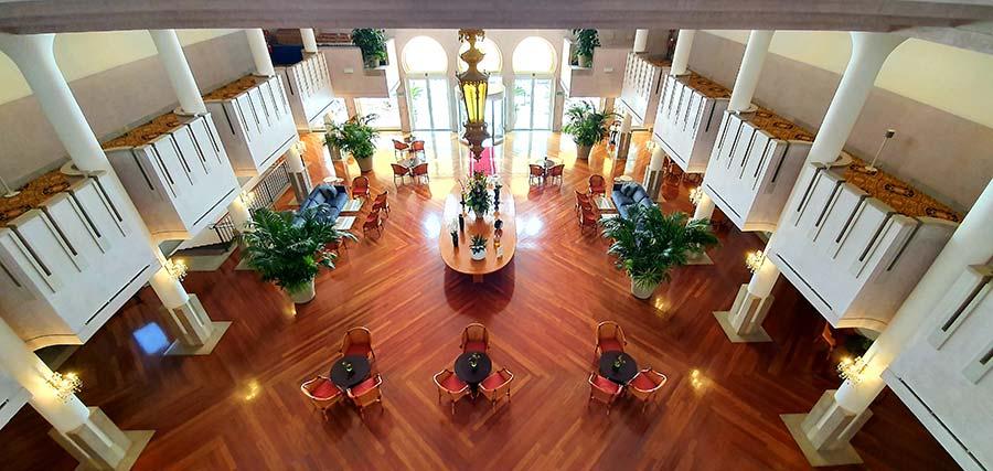 Murano Glass Hotel Excelsior Venice