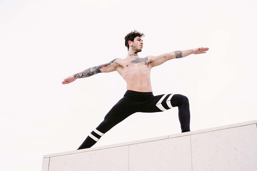Kapow leggings