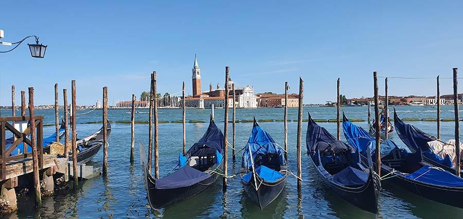 Gondola Racing Venice