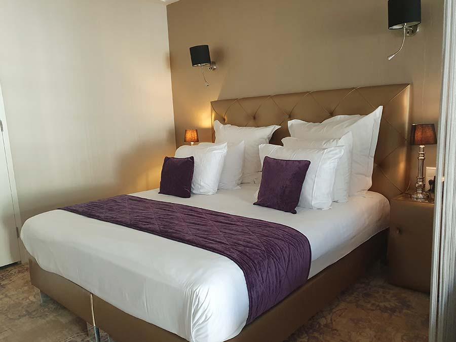 kingsize Royal Suite Luxury Suites Amsterdam