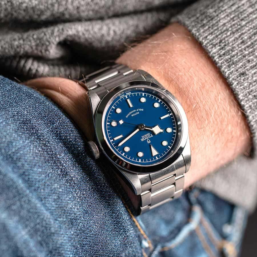 a signature watch