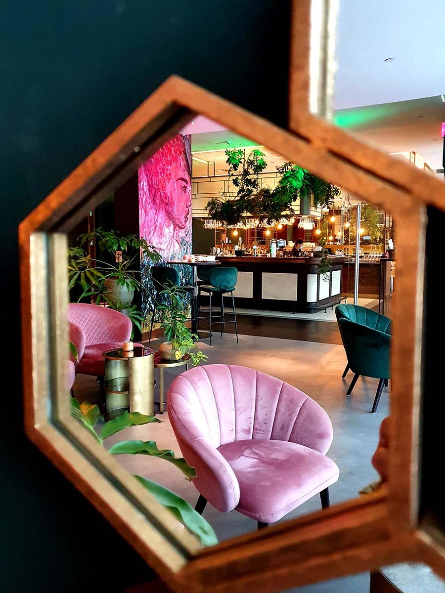 JAQ restaurant Hotel Hitlon Rotterdam
