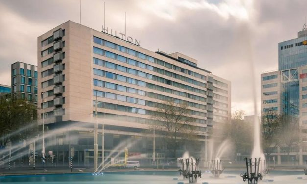 Hilton Rotterdam Hotel Review – City Shopping In Style