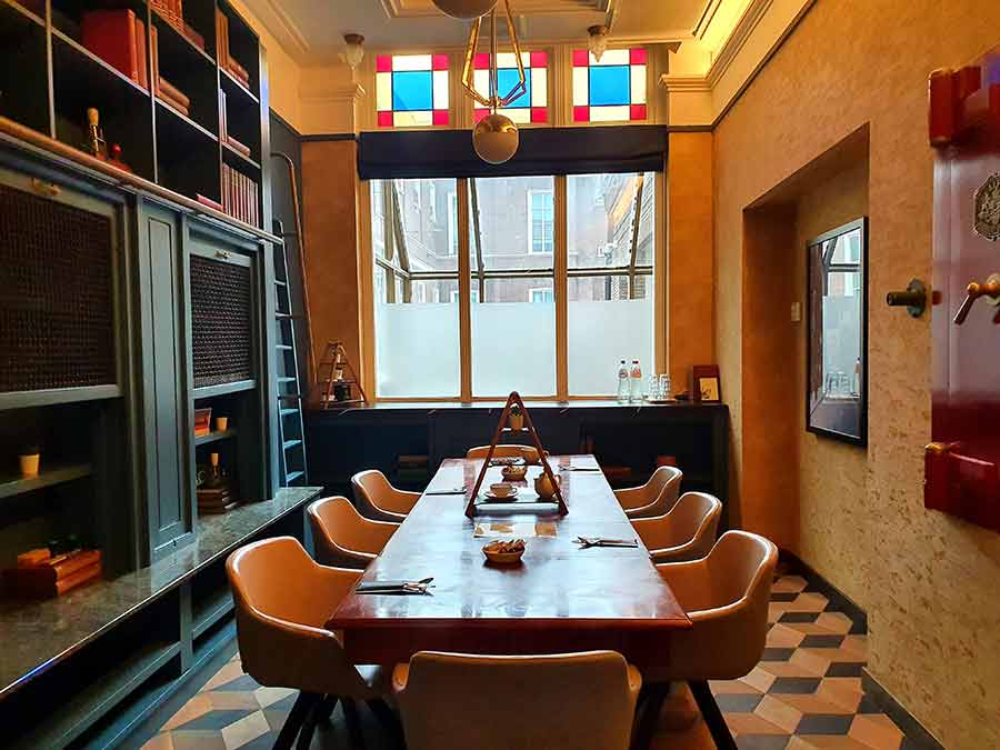 Hotel Indigo The Hague Café da manhã 2021 (1)